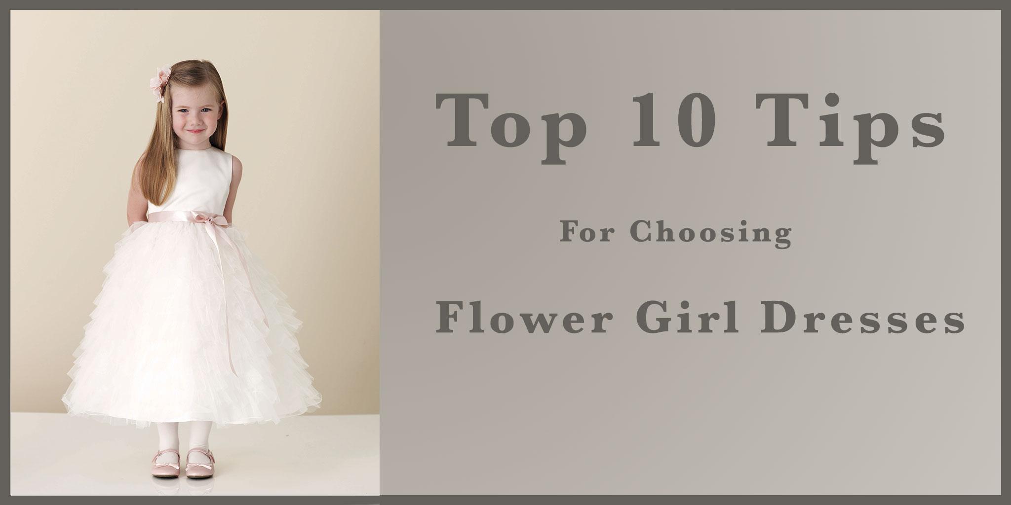 Like Love Lulu A Kids Fashion Blog By Flower Girl Dress For Less Top 10 Tips For Choosing
