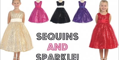 Sequins and Sparkle!