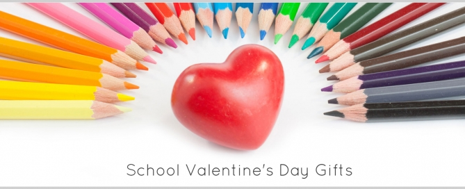 School Valentine's Day gifts for kids