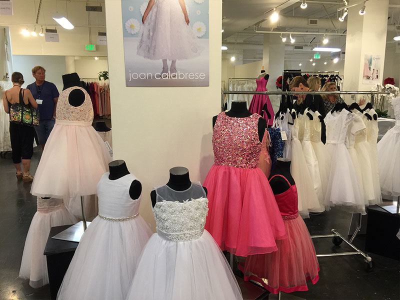 2016 dress styles by  Joan Calabrese