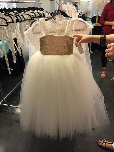 Girls Dress by Amalee