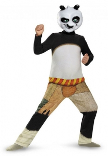 Kung Foo Panda Costume
