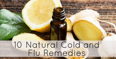 10 Natural Cold and Flu Remedies