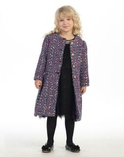 Girls' Dress Coat