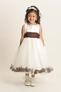Browns - Flower Girl Dresses - Flower Girl Dress For Less