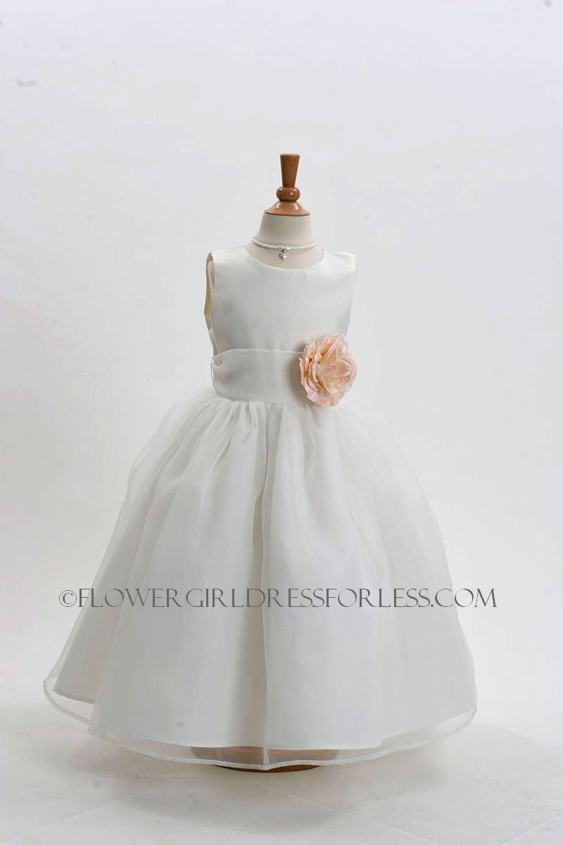 2021ivlp Flower Girl Dress Style 2021 Ivory Dress With 3 Victorian