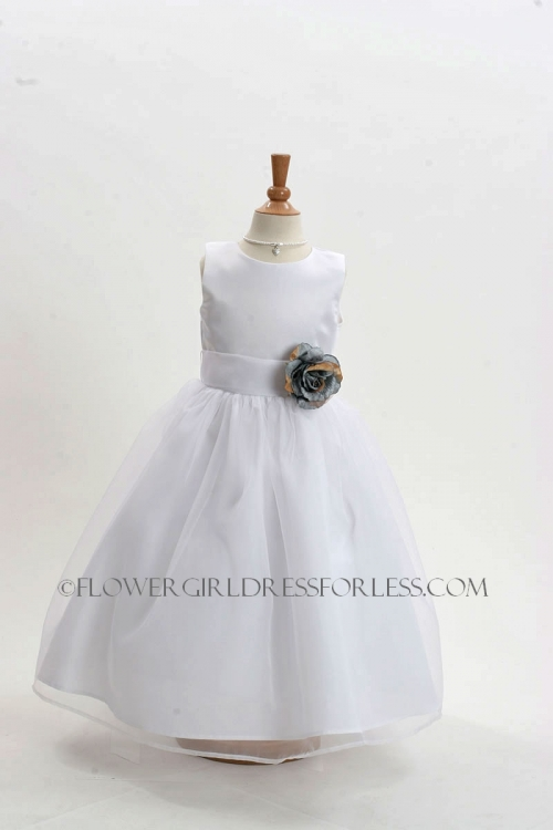 2021wvsv flower girl dress style 2021 white dress with 3 silver flower girl dress style 2021 white dress with 3 silver flowers mightylinksfo
