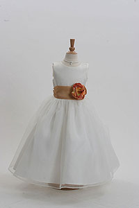 c41949ed1aa Flower Girl Dress Style 5378-BUILD YOUR OWN DRESS- Choice of 120 Sash and