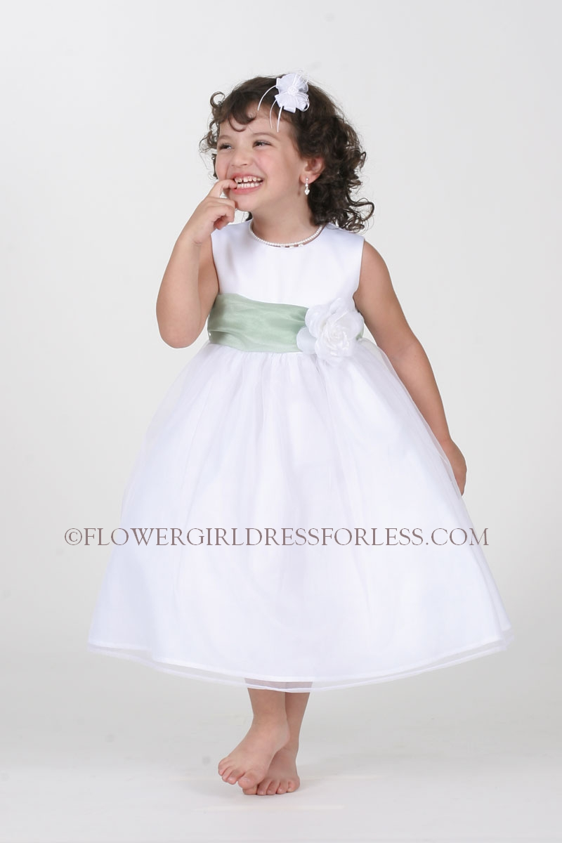Simple Cinderella Flower Girl Dresses Flower Girl Dress For Less