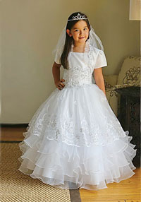 Corset Dresses - Flower Girl Dresses - Flower Girl Dress For Less