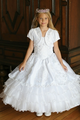 3836561348fe First Communion Dresses - First Holy Communion Dress