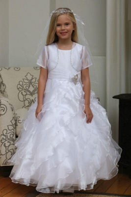 Images first holy communion dresses