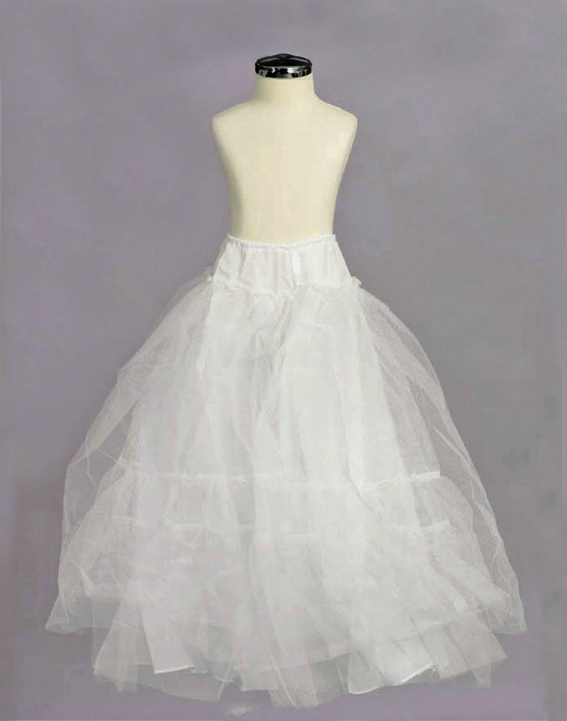AG PC911 Girls Tulle Petticoat Style PC911 Petticoats Flower Girl Dress