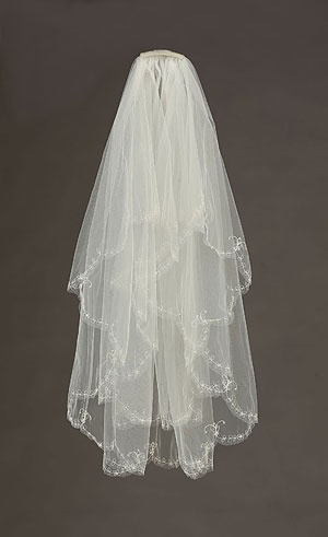 Ag Vl746 Womens Bridal Veil Style Vl746 With Comb