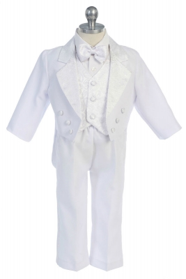 1d409aa188 Boys Tuxedo Style BY011 - Boys 5 Piece Tuxedo in Choice of Color