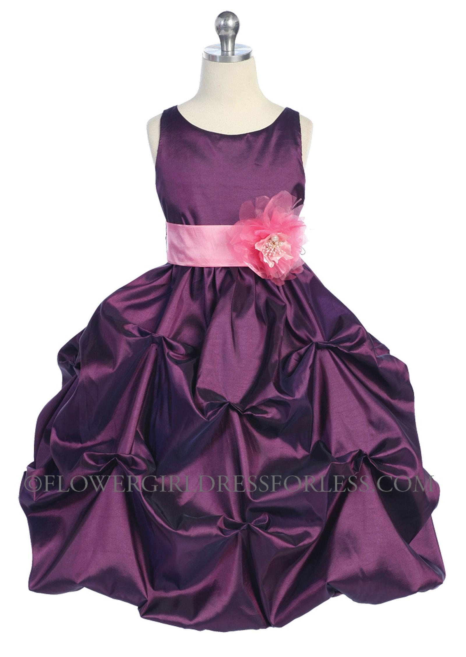 Красивое платье девочке своими руками фото