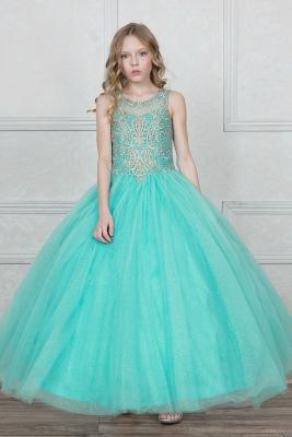 b02001b6d98 Green - Flower Girl Dresses - Flower Girl Dress For Less