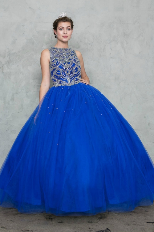 Caky71734x Ry Teen Young Adult Dress Style Ky71734x Royal Blue