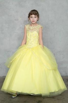 Yellows Flower Girl Dresses Flower Girl Dress For Less