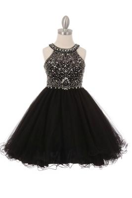 847de3e74 Black - Flower Girl Dresses - Flower Girl Dress For Less