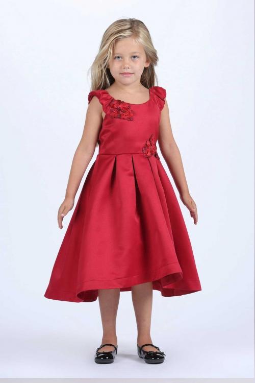 eb7f200ad IC 9468R - Girls Dress Style 9468 - Isobella and Chloe Cap Sleeve ...