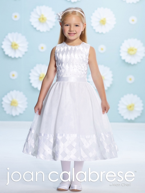 8a0fbbb3f JCS_116386_SALE - Joan Calabrese Style 116386 - SALE Same Day Ship - White  size 8 (1 piece left) - Joan Calabrese - Flower Girl Dresses - Flower Girl  Dress ...