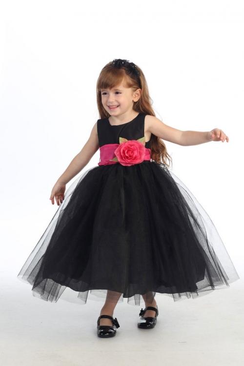 Lbl228b Flower Girl Dress Style Bl228 Build Your Own Dress