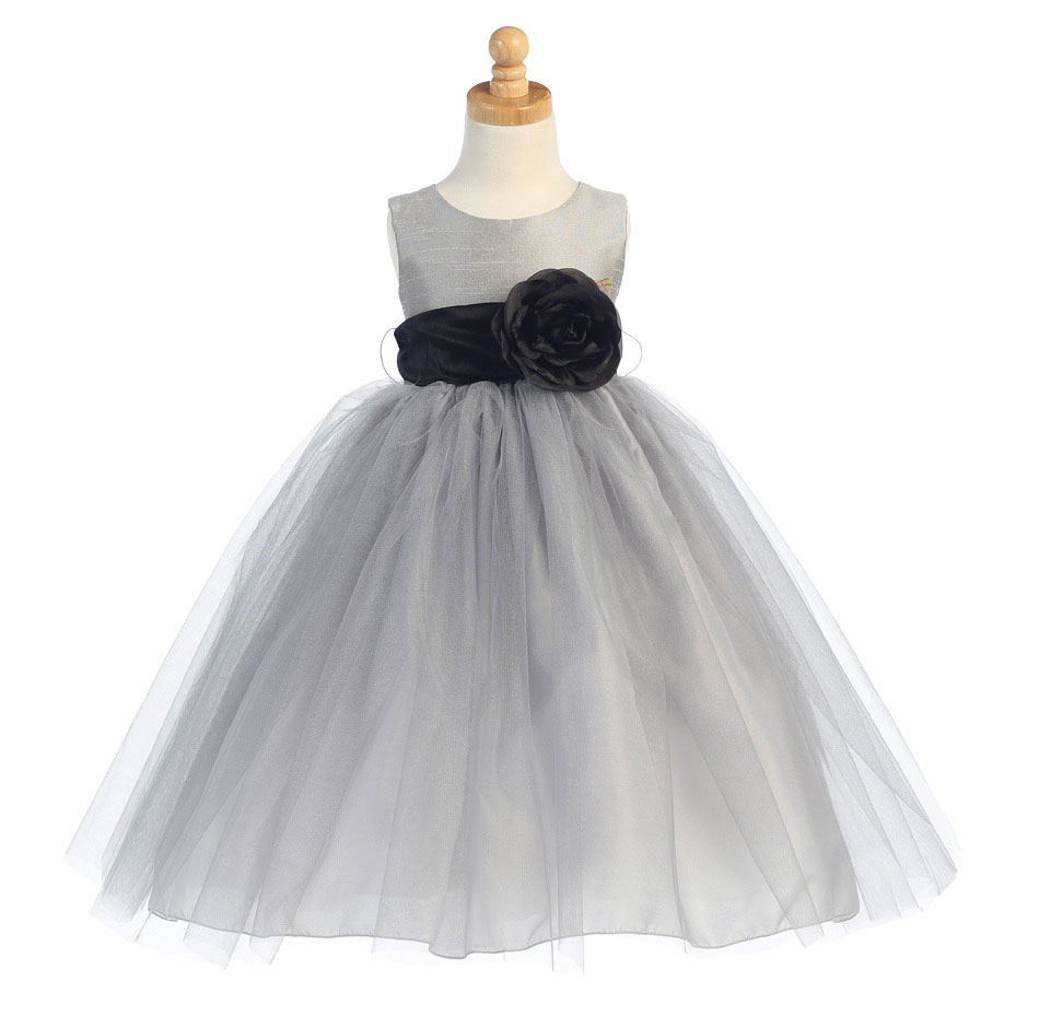 Lbl228sv Flower Girl Dress Style Bl228 Build Your Own Dress