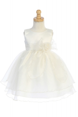 991aec800863 Flower Girl Dress Style BL244IV SALE Ivory size 6 (1 piece available)