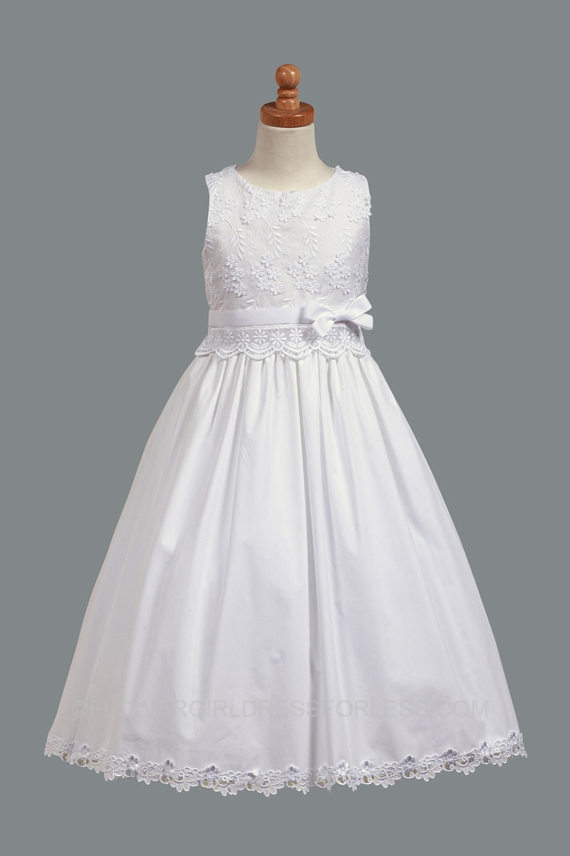 L_SP105 - First Holy Communion-Flower Girl Style SP105- Beautiful ...
