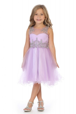 16ce6fe6967d Lilac - Flower Girl Dresses - Flower Girl Dress For Less