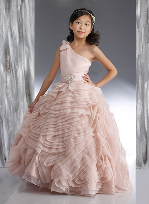 Md 1886bl Couture Designer Girls Dress Style 1886 One