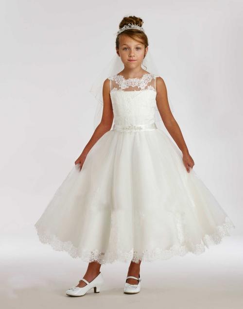 MD_T1851-B - Macis Couture-Designer Girls Dress Style T1851B ...