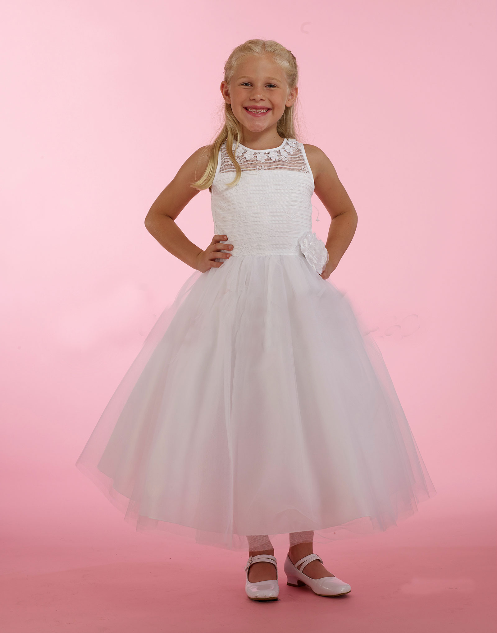Md T2020 Couture Designer Girls Dress Style T2020