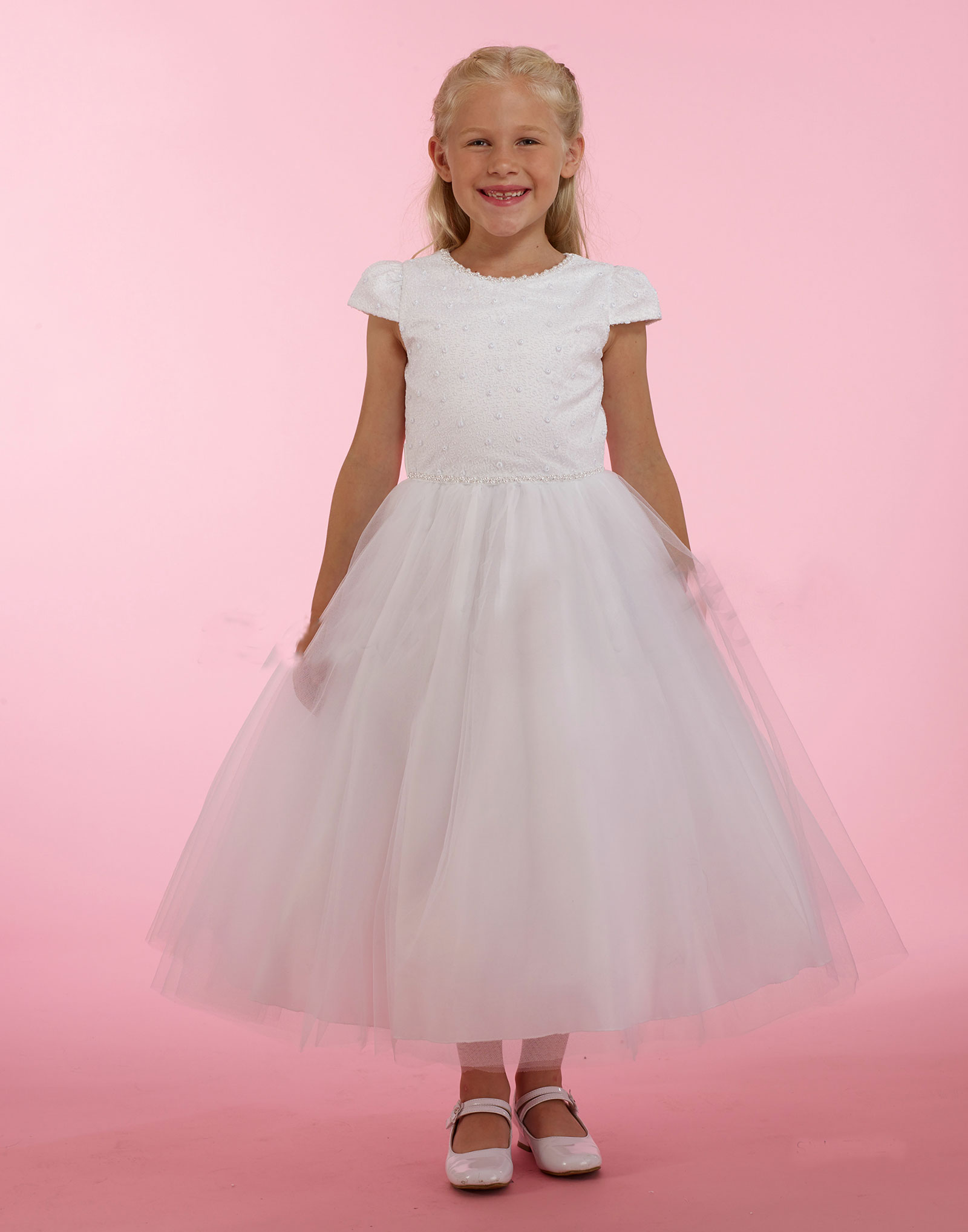 MD T2024 Couture Designer Girls Dress Style T2024
