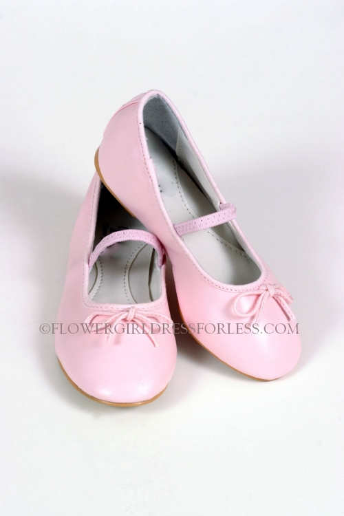 Tts26p fancy ballet shoe for baby and toddler pink tip top fancy ballet shoe for baby and toddler pink mightylinksfo