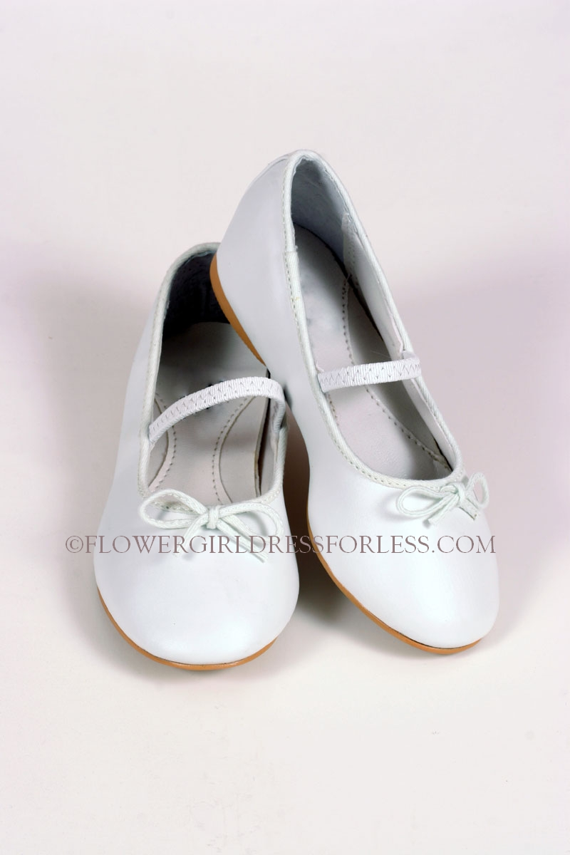 Cheap Shoes Online Girls White Dress Shoes