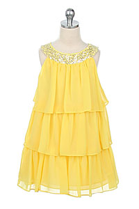 Yellows - Flower Girl Dresses - Flower Girl Dress For Less