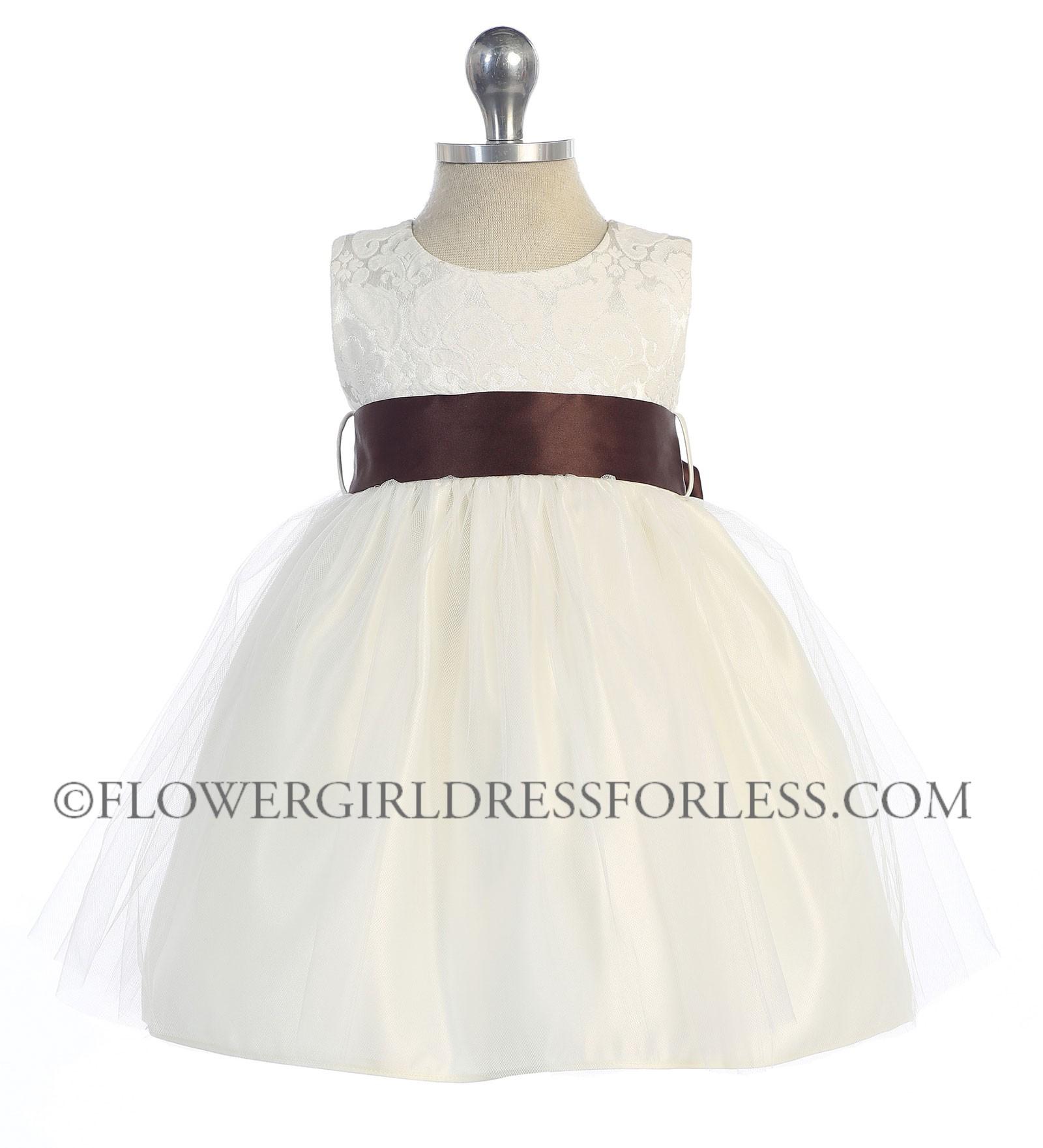 Size 5 - Flower Girl Dresses - Flower Girl Dress For Less