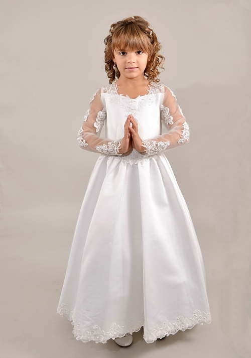 c679e46d51 SP 536 15 - Sweetie Pie Collection- Flower Girl Dress - Communion Style 536  - See All Dresses - Flower Girl Dresses - Flower Girl Dress For Less