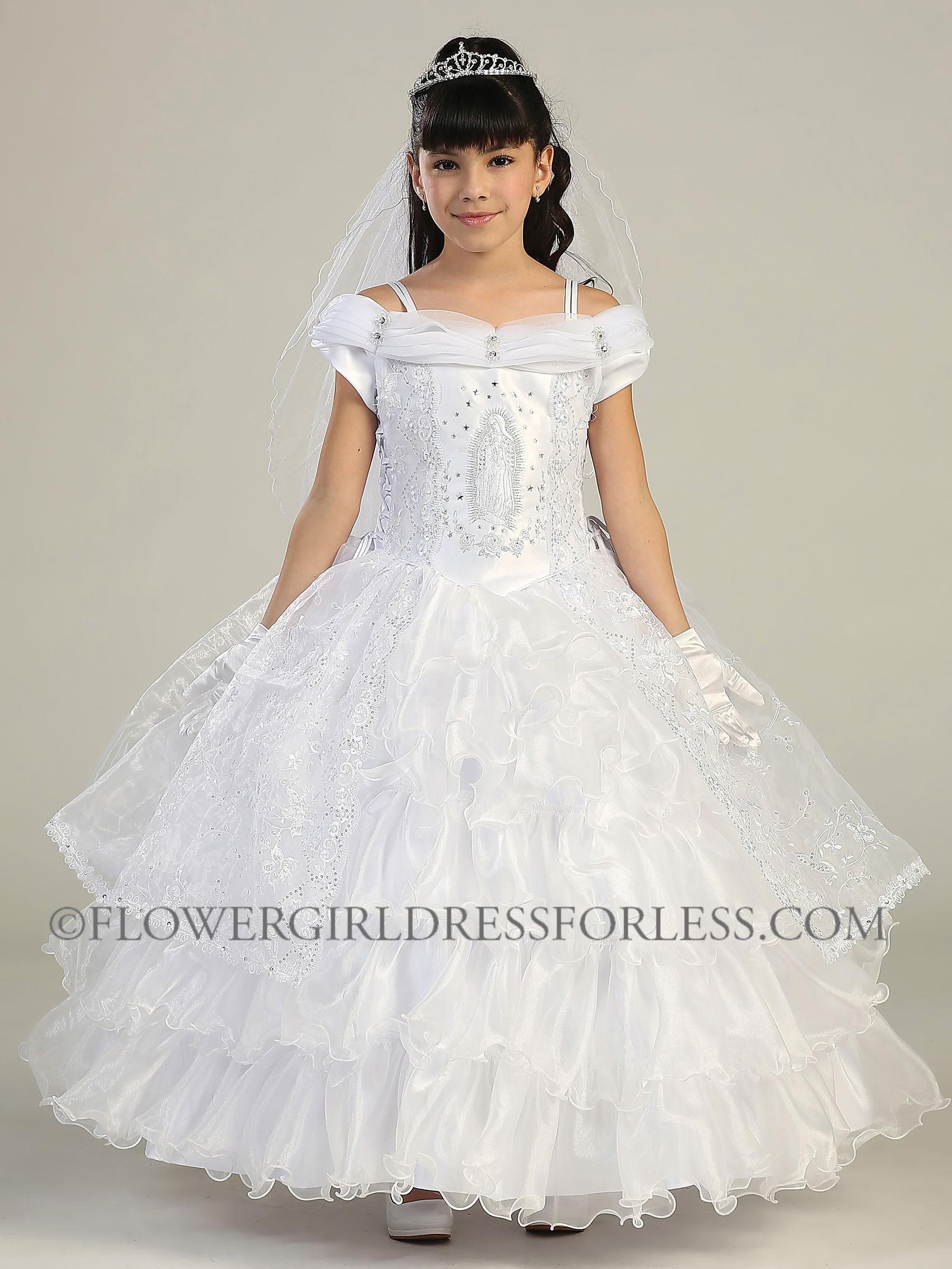 First communion dresses for girls for pinterest