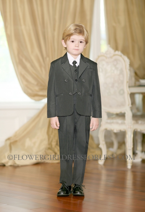 TT_4006 - Boys Double Breasted Suit- Style 4006 - Tip Top Kids