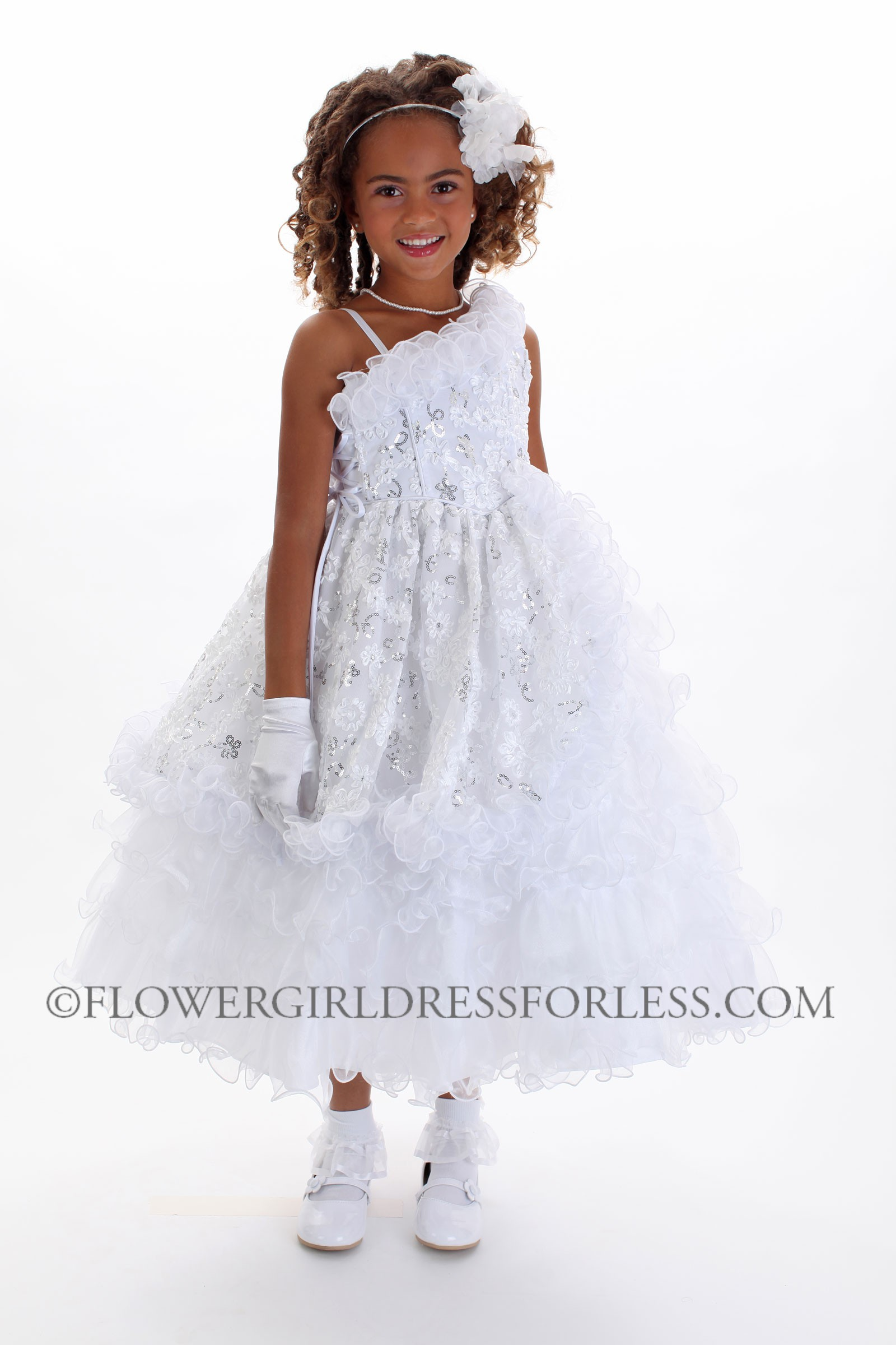 Flower Girl Dresses For Less Wedding Bells Dresses