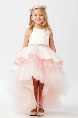 Rose Flower Girl Dresses Flower Girl Dress For Less