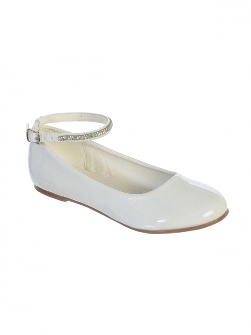 Tts120s119w girls shoe style s120 s119 white little girls and girls shoe style s120 s119 white little girls and big girls shoe with mightylinksfo