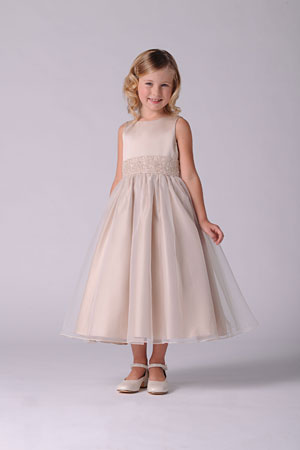 Ua 172ch 13 Us Angels Flower Girl Dress Style 172