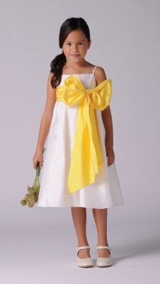 1a92a12e44d Us Angels Flower Girl Dress- Style 276- Build Your Own Dress