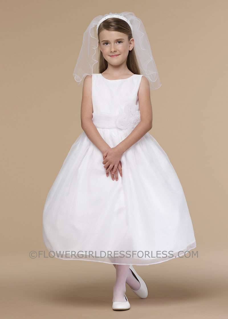 Us Angels Flower Girl//Special Occasion Dress Style 301 Size 8