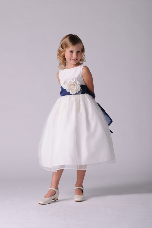 c032b30bd UA 409 13 - Us Angels Flower Girl Dress- Style 409 Build Your Own ...