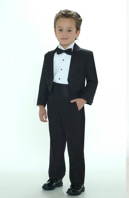 3acca9a6759 Boys Tuxedos | Flower Girl Dress For Less